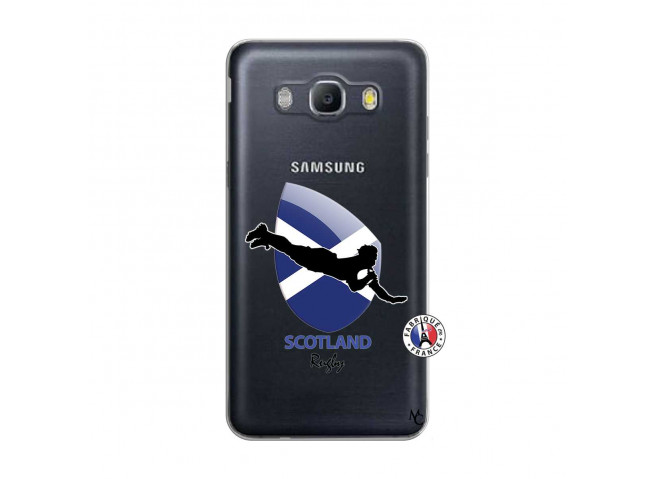 Coque Samsung Galaxy J5 2016 Coupe du Monde Rugby-Scotland
