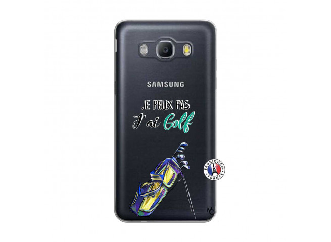 Coque Samsung Galaxy J5 2016 Je Peux Pas J Ai Golf