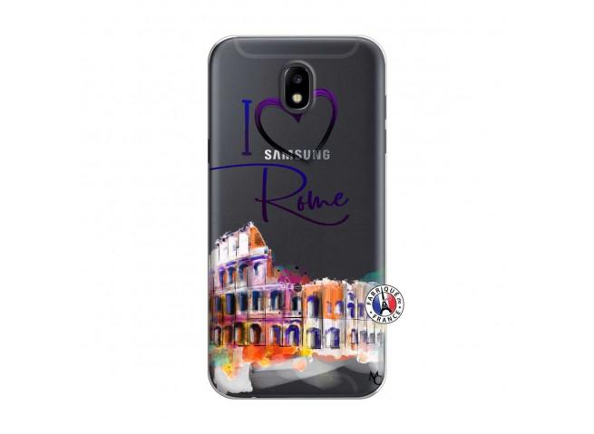 Coque Samsung Galaxy J5 2017 I Love Rome