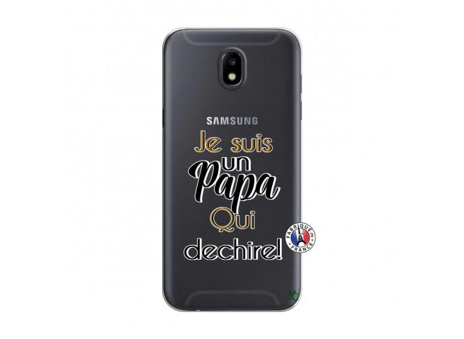 Coque Samsung Galaxy J5 2017 Je Suis Un Papa Qui Dechire