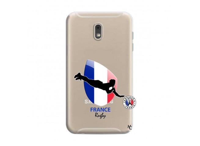 Coque Samsung Galaxy J6 2018 Coupe du Monde de Rugby-France