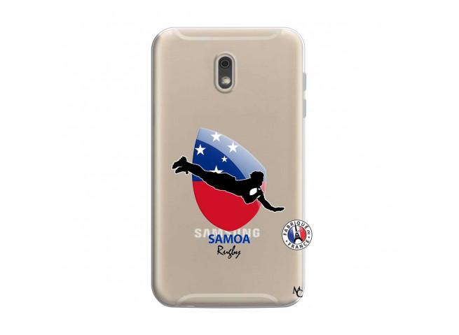 Coque Samsung Galaxy J6 2018 Coupe du Monde Rugby-Samoa
