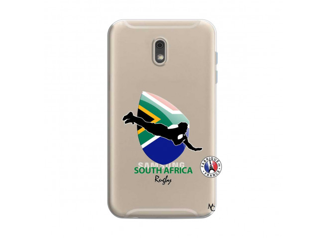 Coque Samsung Galaxy J6 2018 Coupe du Monde Rugby-South Africa
