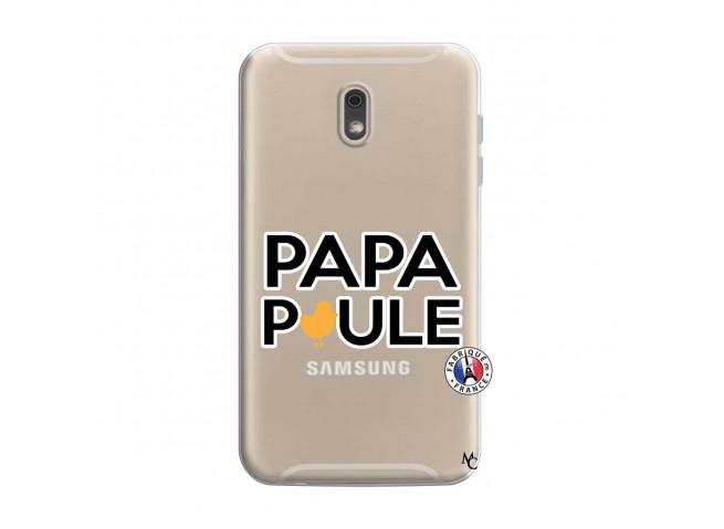 Coque Samsung Galaxy J6 2018 Papa Poule