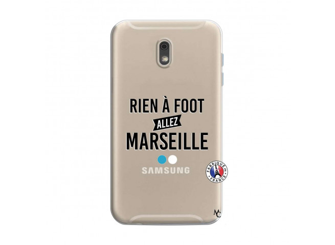 Coque Samsung Galaxy J6 2018 Rien A Foot Allez Marseille