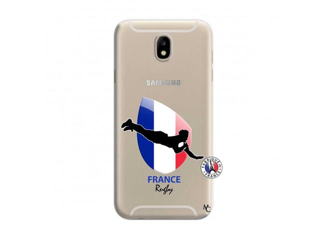 Coque Samsung Galaxy J7 2015 Coupe du Monde de Rugby-France