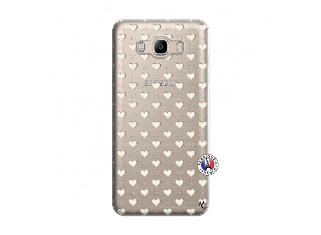 Coque Samsung Galaxy J7 2016 Little Hearts