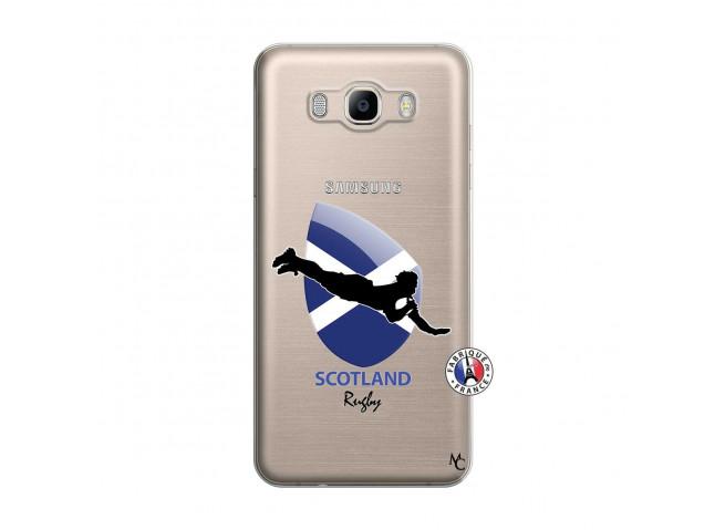 Coque Samsung Galaxy J7 2016 Coupe du Monde Rugby-Scotland