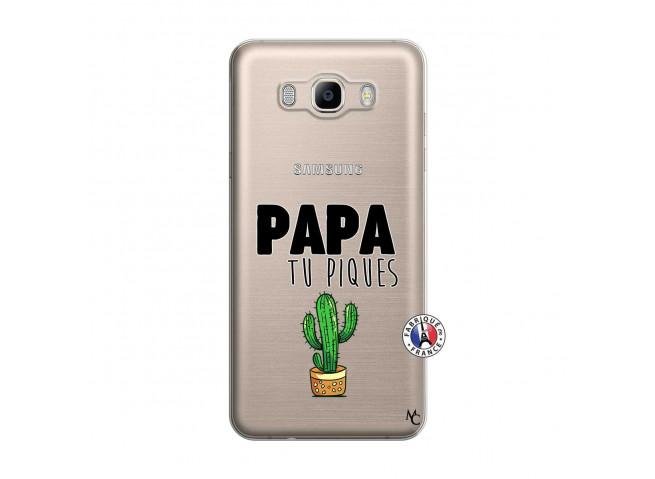 Coque Samsung Galaxy J7 2016 Papa Tu Piques