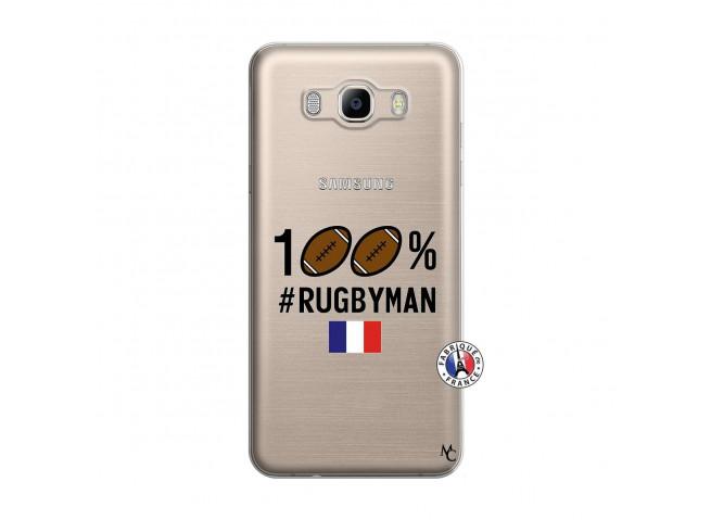 Coque Samsung Galaxy J7 2016 100% Rugbyman