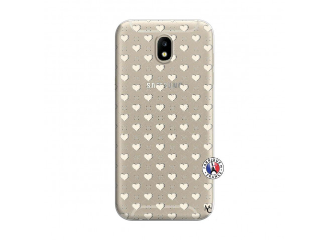 Coque Samsung Galaxy J7 2017 Little Hearts