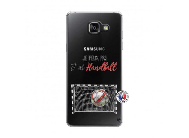 Coque Samsung Galaxy A5 2016 Je peux pas j'ai Handball