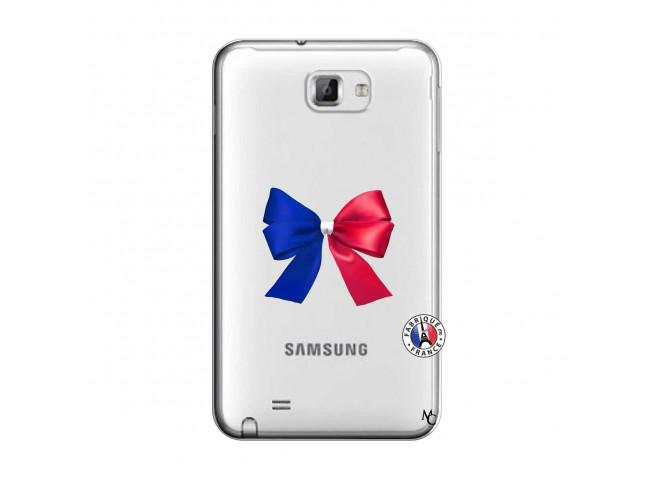 Coque Samsung Galaxy Note 1 Allez Les Bleues