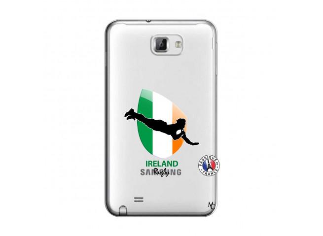 Coque Samsung Galaxy Note 1 Coupe du Monde Rugby-Ireland