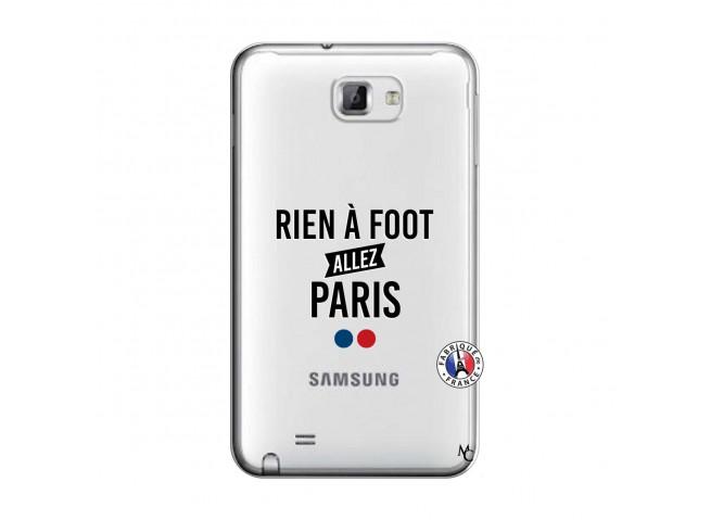 Coque Samsung Galaxy Note 1 Rien A Foot Allez Paris