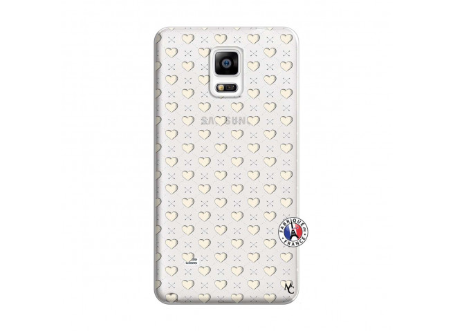 Coque Samsung Galaxy Note 4 Little Hearts