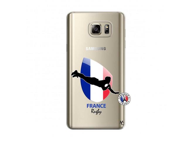 Coque Samsung Galaxy Note 5 Coupe du Monde de Rugby-France
