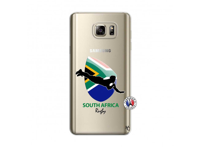 Coque Samsung Galaxy Note 5 Coupe du Monde Rugby-South Africa