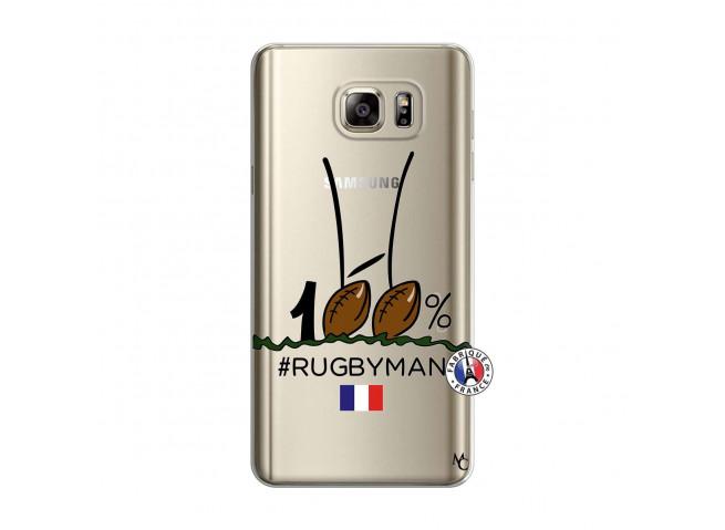 Coque Samsung Galaxy Note 5 100 % Rugbyman Entre les Poteaux
