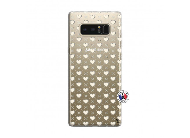 Coque Samsung Galaxy Note 8 Little Hearts