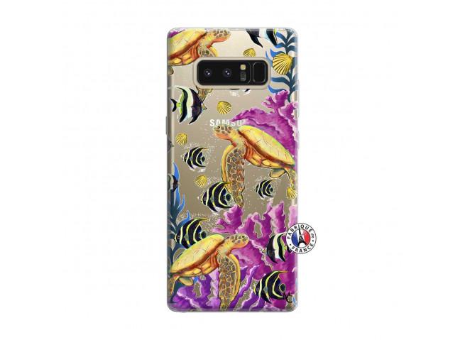 Coque Samsung Galaxy Note 8 Aquaworld
