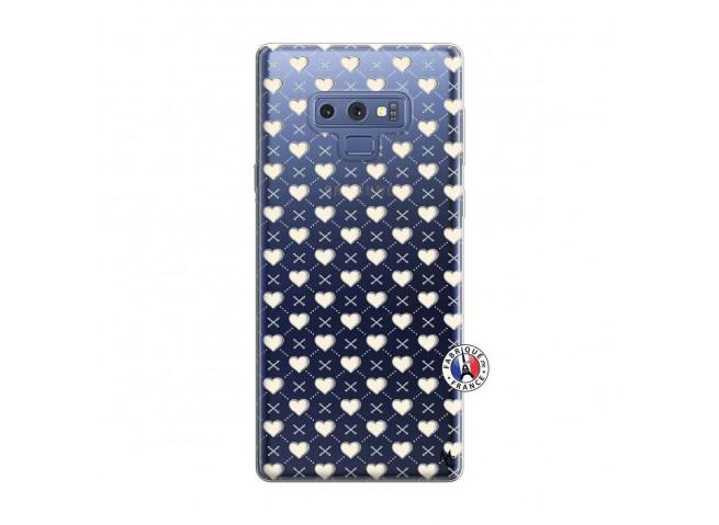 Coque Samsung Galaxy Note 9 Little Hearts