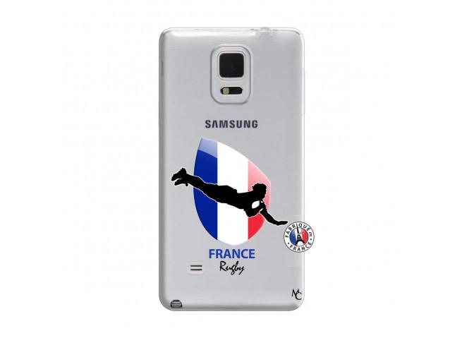 Coque Samsung Galaxy Note Edge Coupe du Monde de Rugby-France
