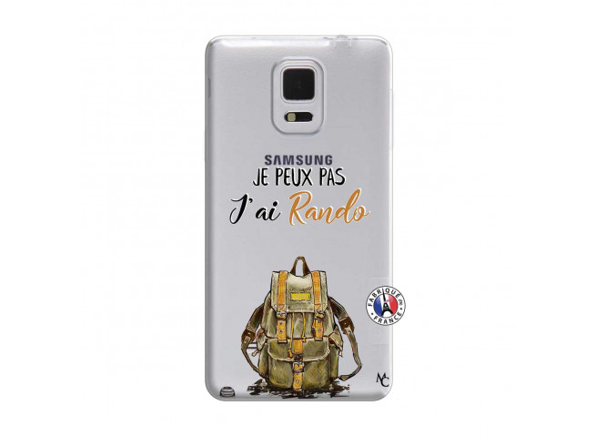 Coque Samsung Galaxy Note Edge Je Peux Pas J Ai Rando