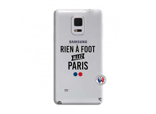 Coque Samsung Galaxy Note Edge Rien A Foot Allez Paris