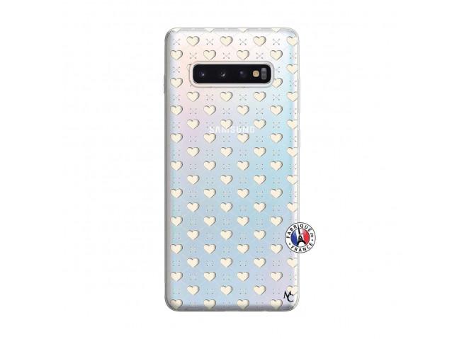 Coque Samsung Galaxy S10 Plus Little Hearts