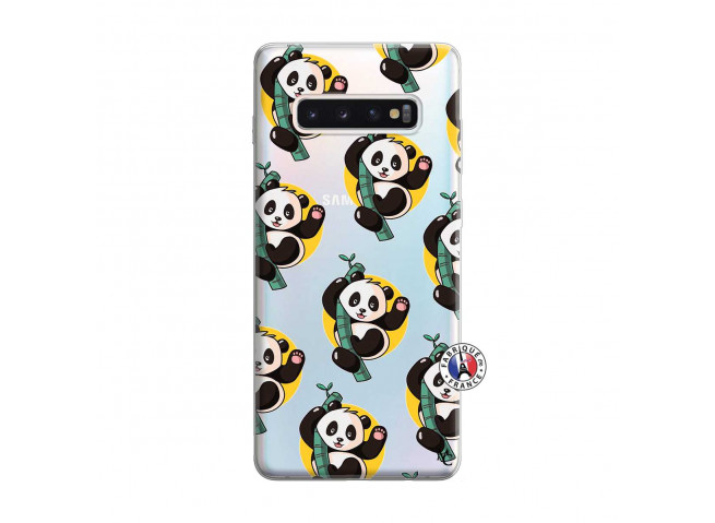 Coque Samsung Galaxy S10 Plus Pandi Panda
