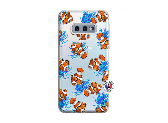 Coque Samsung Galaxy S10E Poisson Clown