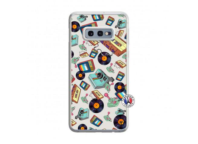 Coque Samsung Galaxy S10e Mock Up Translu