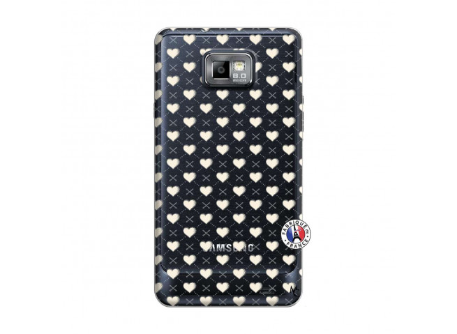 Coque Samsung Galaxy S2 Little Hearts