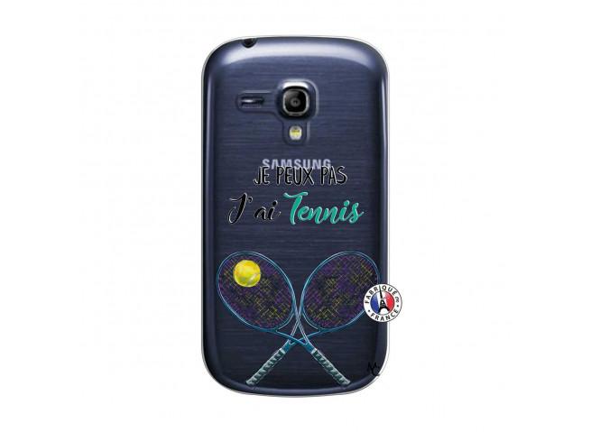 Coque Samsung Galaxy S3 Mini Je Peux Pas J Ai Tennis