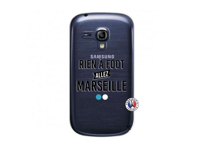 Coque Samsung Galaxy S3 Mini Rien A Foot Allez Marseille