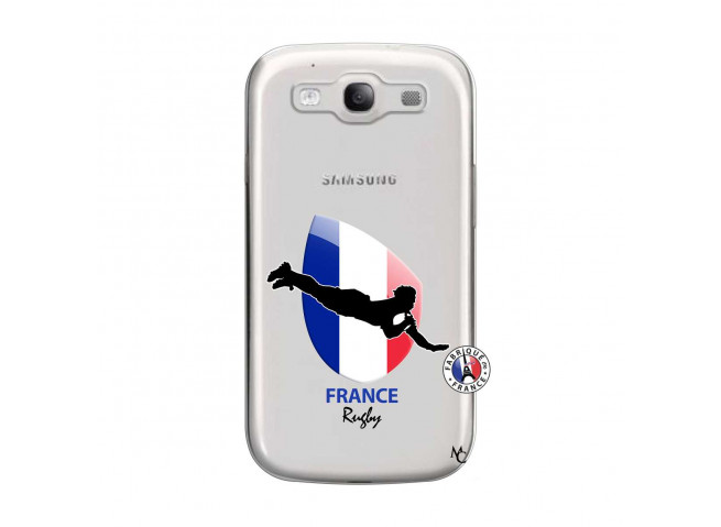 Coque Samsung Galaxy S3 Coupe du Monde de Rugby-France