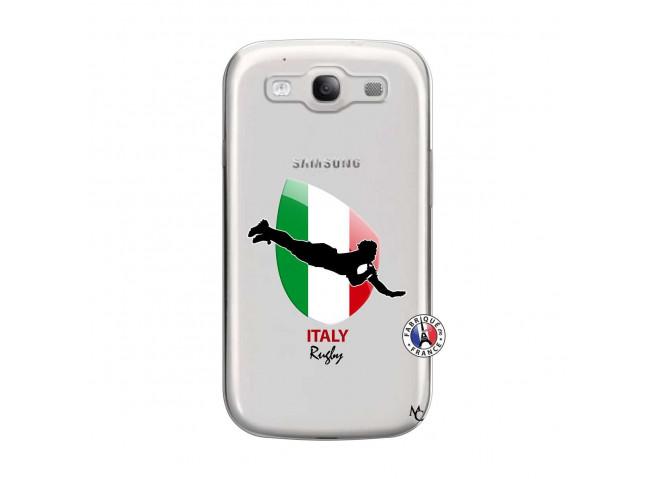 Coque Samsung Galaxy S3 Coupe du Monde Rugby-Italy