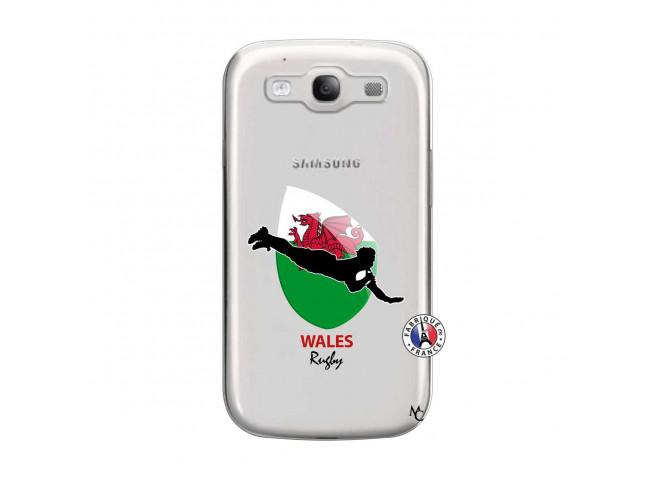 Coque Samsung Galaxy S3 Coupe du Monde Rugby-Walles