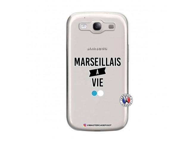 Coque Samsung Galaxy S3 Marseillais à Vie