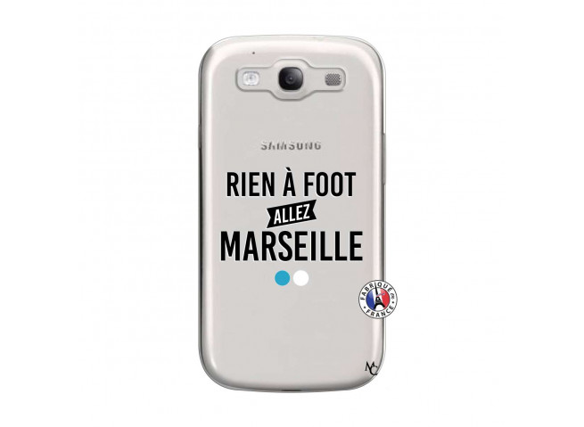 Coque Samsung Galaxy S3 Rien A Foot Allez Marseille
