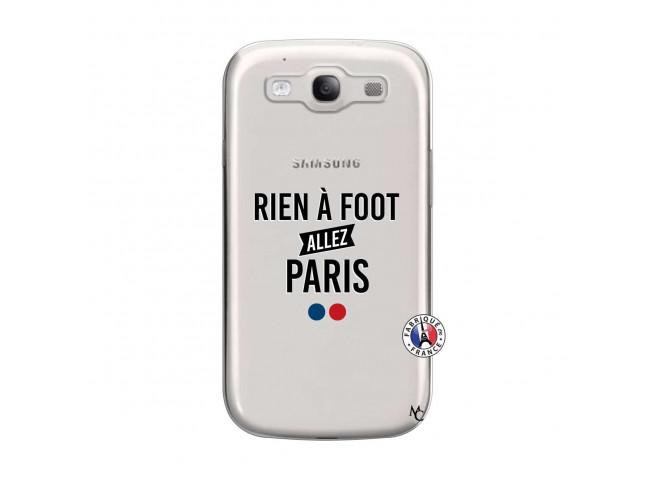 Coque Samsung Galaxy S3 Rien A Foot Allez Paris