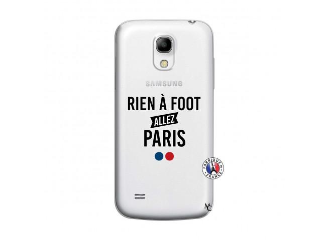 Coque Samsung Galaxy S4 Mini Rien A Foot Allez Paris