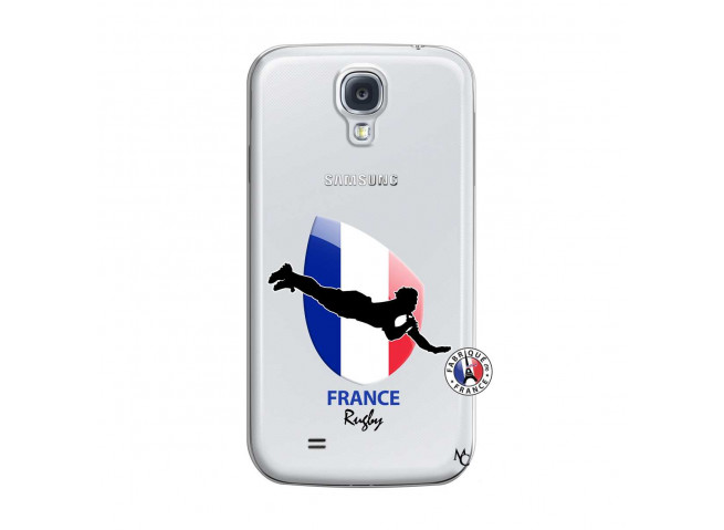 Coque Samsung Galaxy S4 Coupe du Monde de Rugby-France