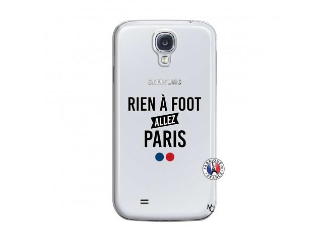 Coque Samsung Galaxy S4 Rien A Foot Allez Paris