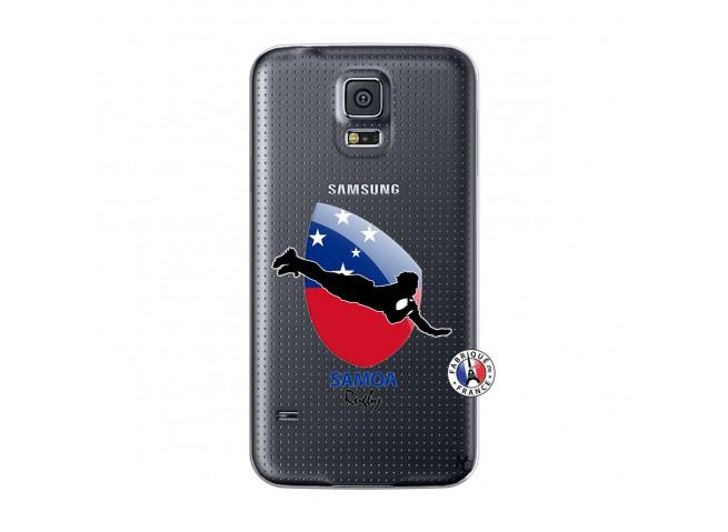 Coque Samsung Galaxy S5 Mini Coupe du Monde Rugby-Samoa