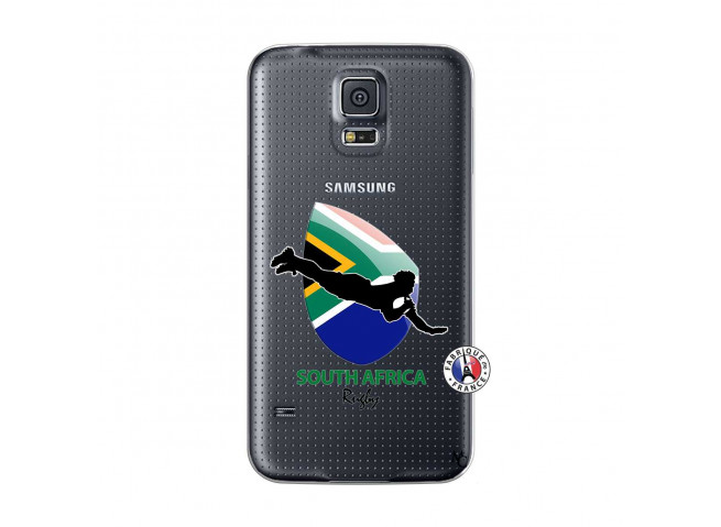 Coque Samsung Galaxy S5 Mini Coupe du Monde Rugby-South Africa