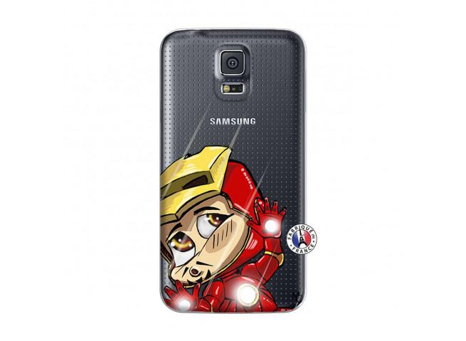 Coque Samsung Galaxy S5 Mini Iron Impact