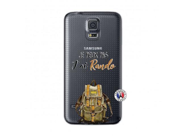 Coque Samsung Galaxy S5 Mini Je Peux Pas J Ai Rando