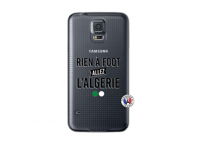 Coque Samsung Galaxy S5 Mini Rien A Foot Allez L Algerie